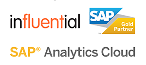 Influential - SAP Gold Partner - SAP Analytics Cloud