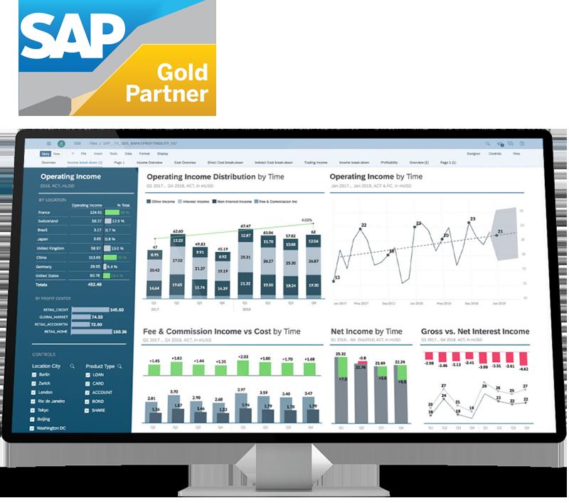 SAP Cloud Analytics Services UK