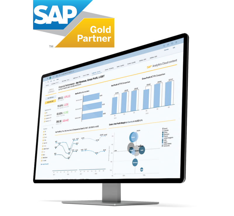 SAP Analytics Cloud Business Planning Services UK