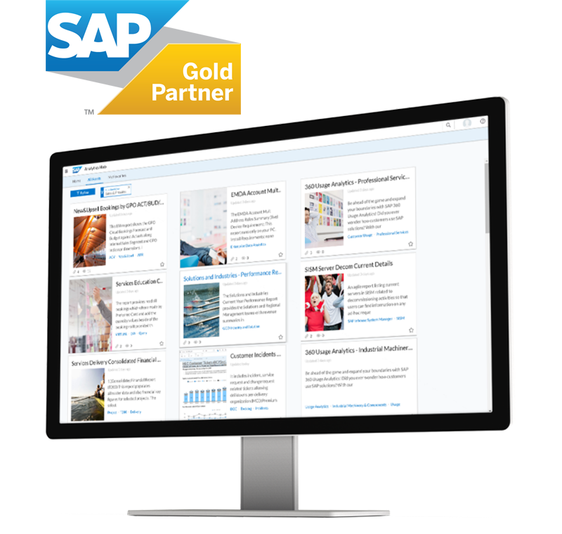 SAP Analytics Hub Services - Influential Software UK